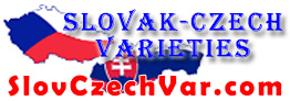 Slovak-Czech Varieties