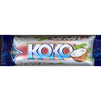 Coconut bar in Chocolate - koko