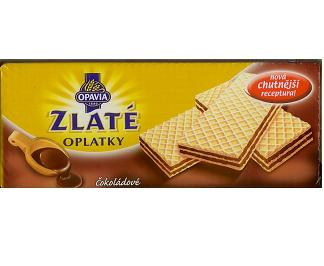 Golden Wafers  Chocolate