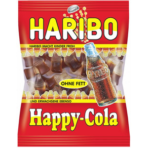 Haribo-Happy Cola