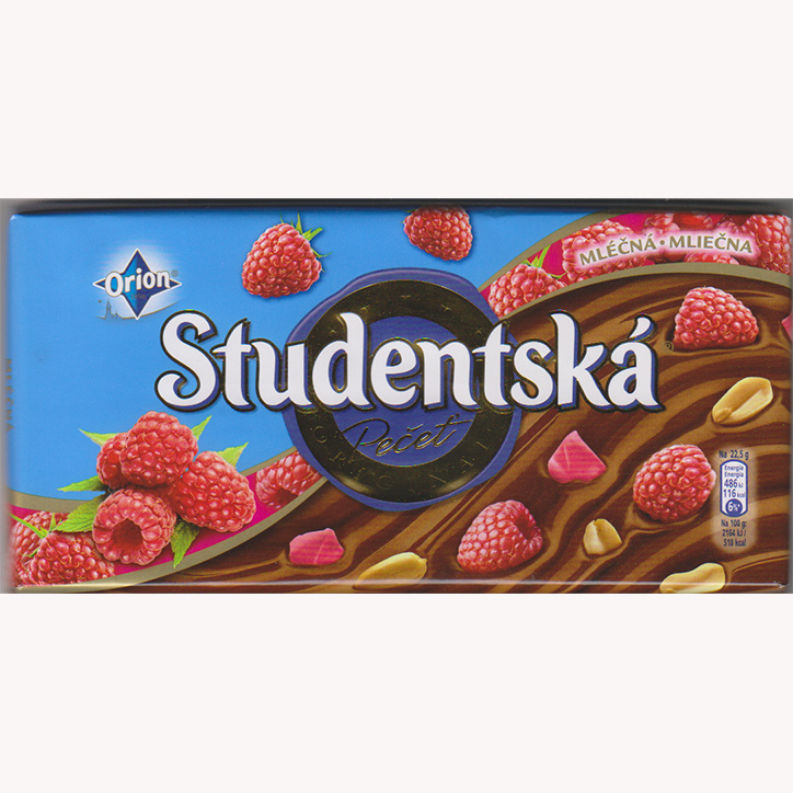 Studentska pecet milk rasberry BUY 1 GET 1 FREE!