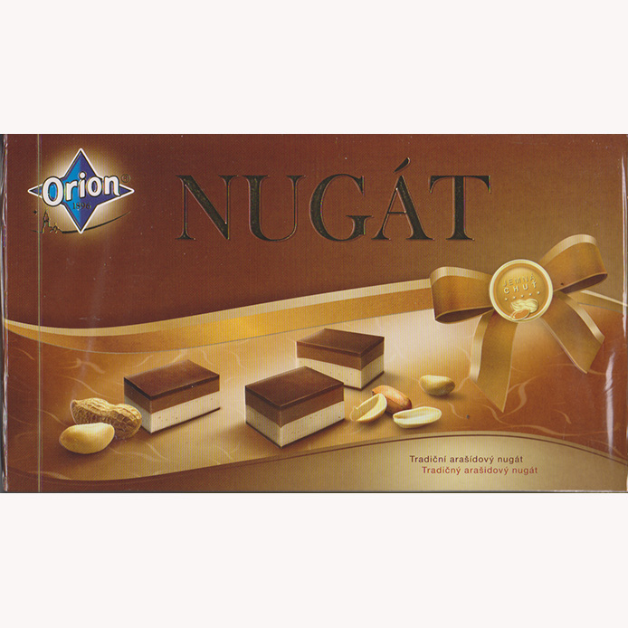 Nougat chocolate box Orion 140g