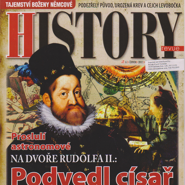 History Revue - 6 month subscription