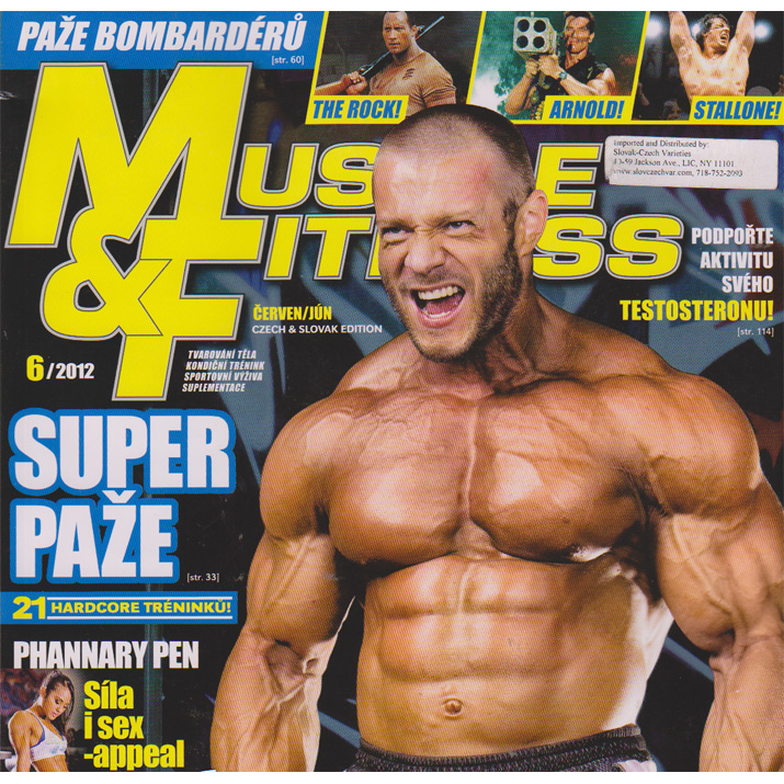Muscle a fittnes - 6 month subscription