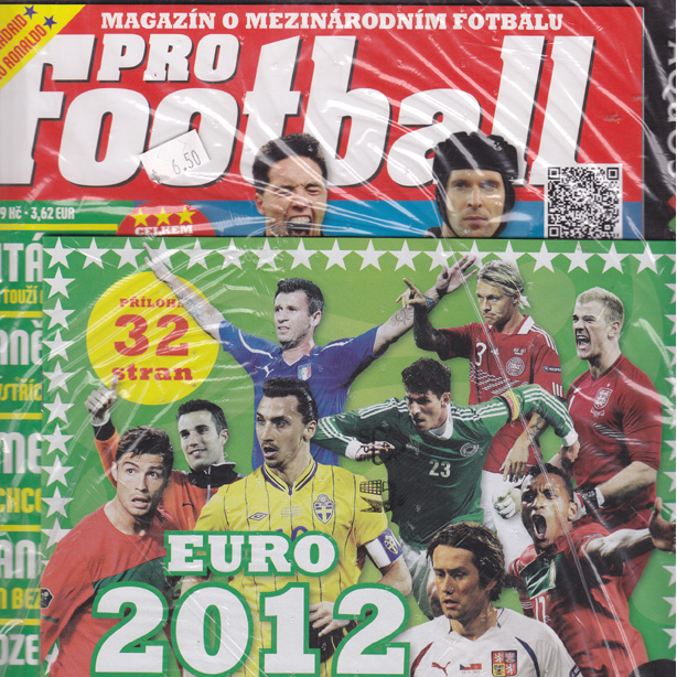 Pro Football - 6 month subscription