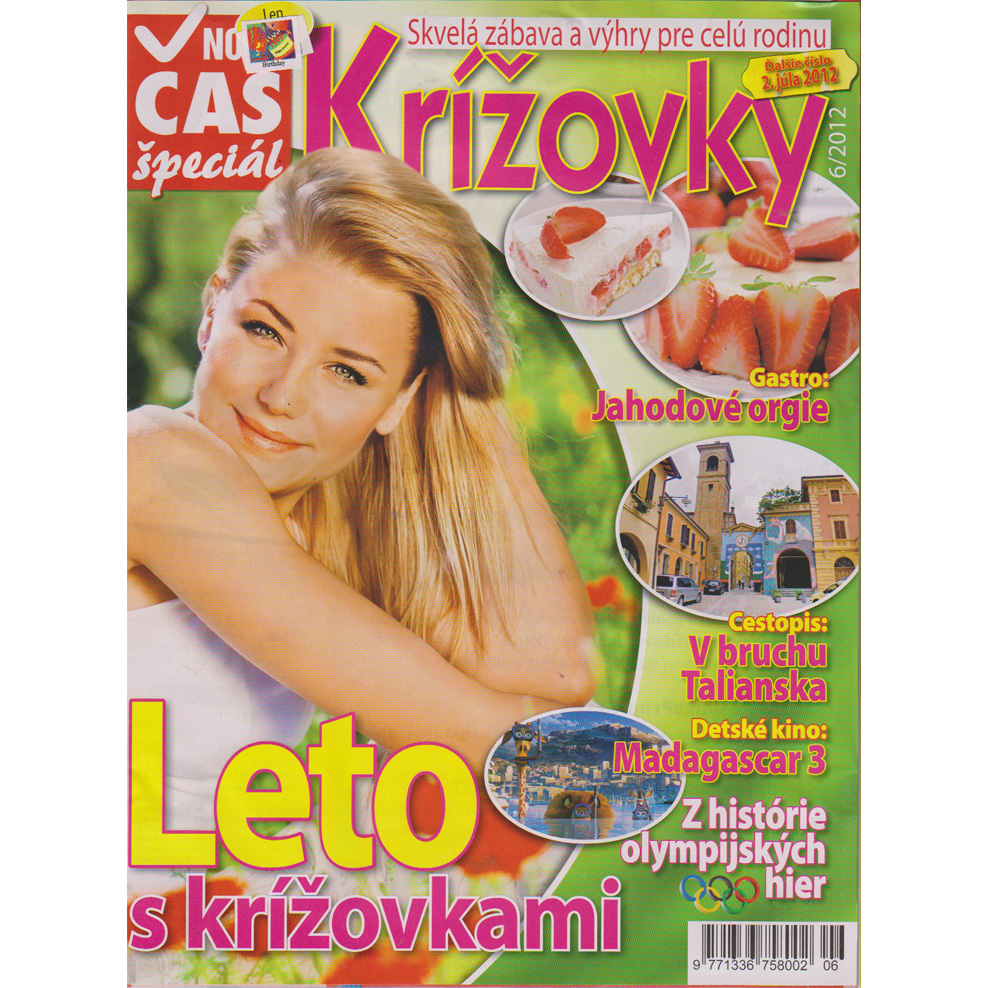 Krizovky - Novy cas special - 6 month subscription