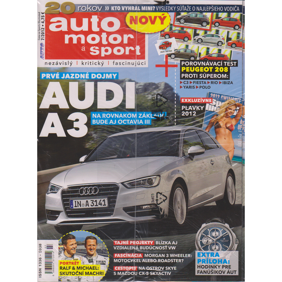 Auto motor a sport - 6 month subscription