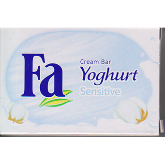 Fa Cream Bar Soap Yoghurt Sensitive