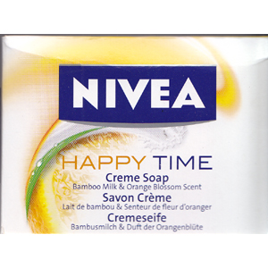 Nivea Bar Soap - Happy Time