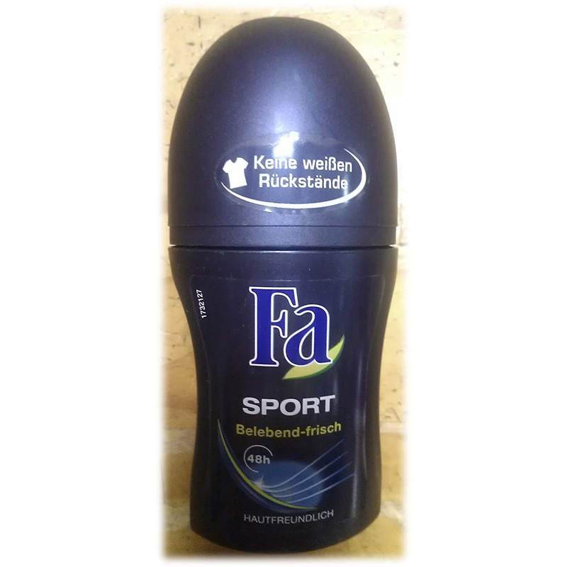FA antiperspirant for men - SPORT