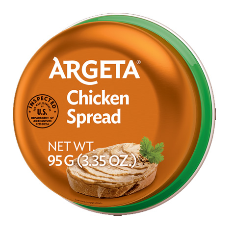 Chicken Spread Argeta