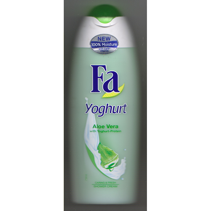 Fa Yoghurt and Aloe Vera Shower Cream