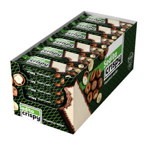 Horalky hazelnut Sedita - Box 36 pcs