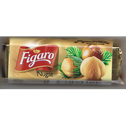 Figaro small Nougat chocolate bar