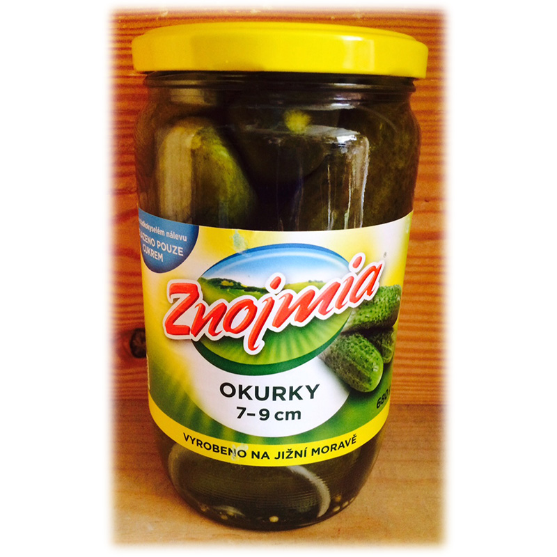Pickles Znojmia