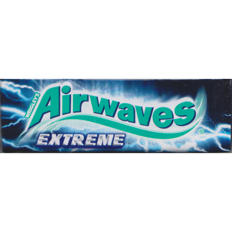 Airwaves Extreme chewing gum
