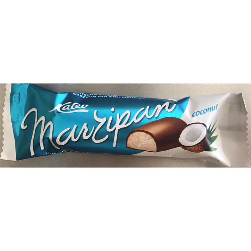 Marzipan - coconut in chocolate - NEW FLAVOR