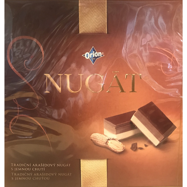 Nougat chocolate collection box Orion 90g