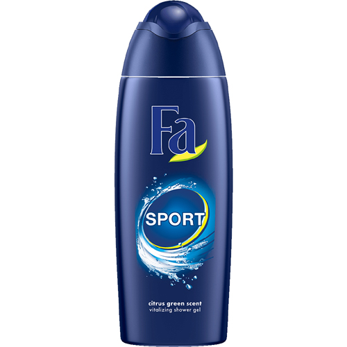 Fa Sport Citrus Green Scent Shower Gel