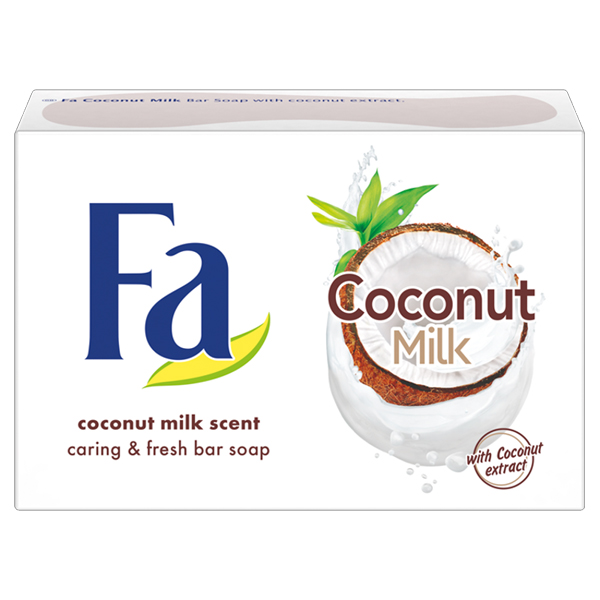 Fa Coconut Milk Bar Soap