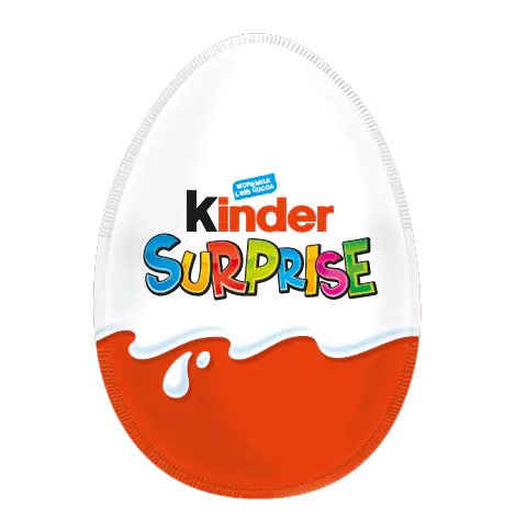 Kinder surprise egg original