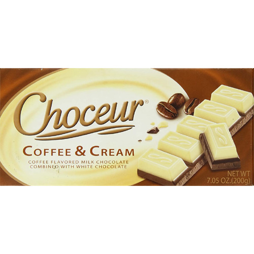 Chocolate Choceur Coffee & Cream German