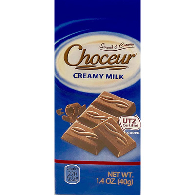 Chocolate Choceur Creamy Milk 40g