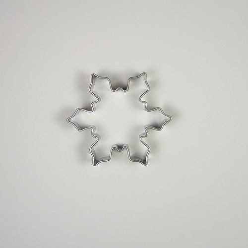 Cookie cutter - Snowflake 50x43mm