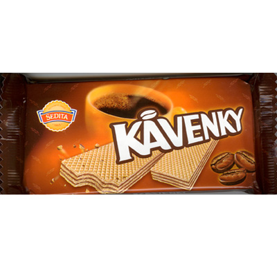 Coffee wafers - Kavenky