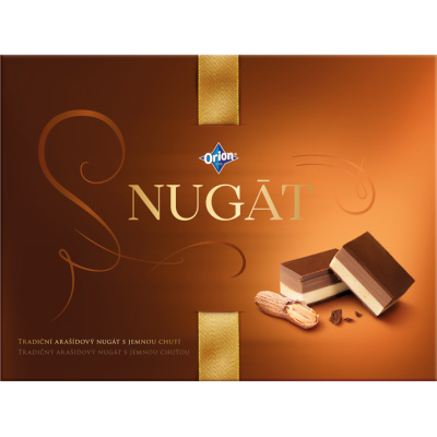 Nougat chocolate box Orion 160g