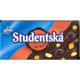 Student chocolate Dark